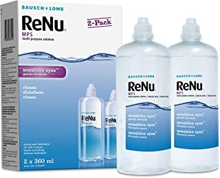 Bausch & Lomb Renu MPS Multi-Purpose Contact Lens