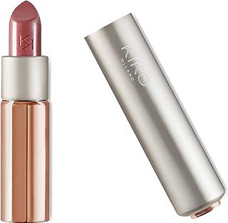 KIKO Milano Glossy Dream Sheer Lipstick - 204 Warm Rose