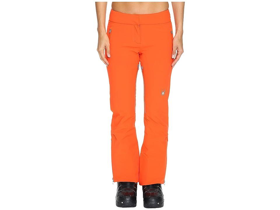 Spyder The Traveler Tailored Fit Pant (Burst) Women