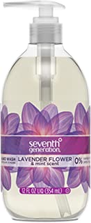 Seventh Generation Lavender Flower & Mint Hand Wash, 354 ml