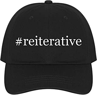 #Reiterative - A Nice Comfortable Adjustable Hashtag Dad Hat Cap