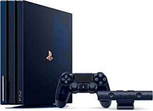 PlayStation 4 Pro 2TB Limited Edition Console - 500 Million Bundle [Discontinued] (Renewed)
