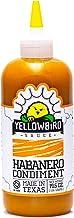 Habanero Hot Sauce by Yellowbird Foods, All Natural, Non-GMO, 19.6 oz bottle