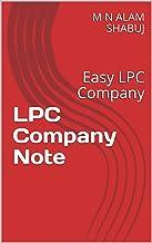 LPC Company Note: Easy LPC Company (1) (English Edition)