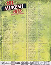 101 Mukesh Hits Solo & Duets Forever Cyber Monday