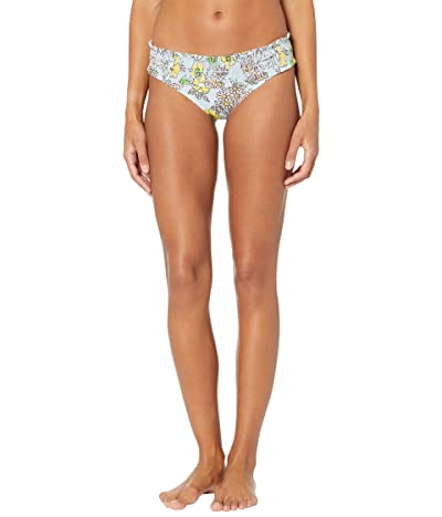 Tory Burch Swimwear Costa Hipster Bottom (Blue Wallpaper Floral) Women