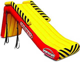 Best pontoon inflatable slide Reviews