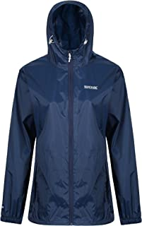 Regatta Women's Wmn Pk It JKT III Jacket, Midnight, 24 UK (50 EU)