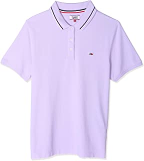 Tommy Jeans Women's Polo Shirt - s