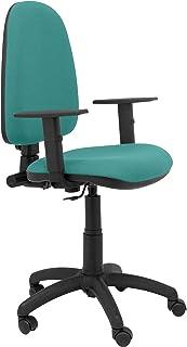 PIQUERAS Y CRESPO 04cpbali39b24–Chaise de Bureau, Couleur Vert Clair