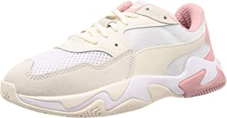 PUMA Storm Origin Womens Beige Trainers