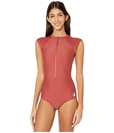Body Glove Smoothies Stand Up One-Piece Paddle Suit (Spice) Women
