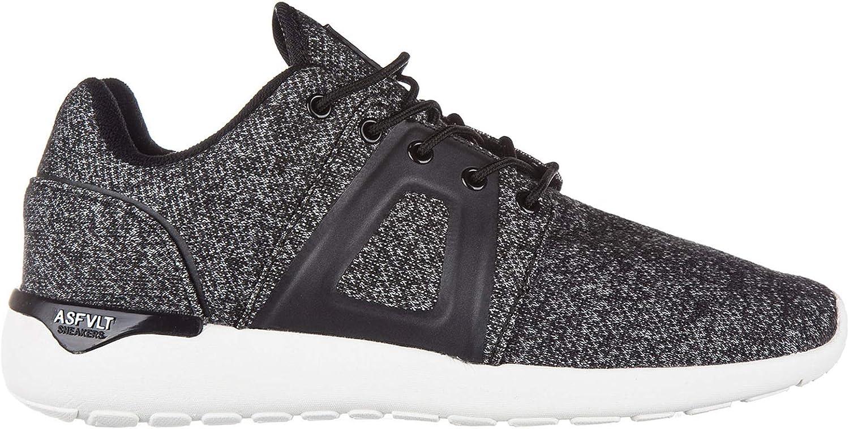 Asfvlt Men Sneakers Black Melange