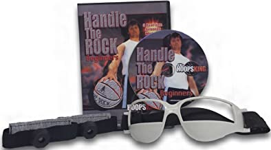 HoopsKing Youth Basketball Dribbling Training Program w/DVD, Goggles, Naypalm Aids