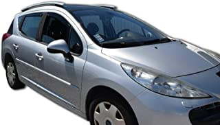 Set de Car Shades compatible avec Peugeot 207 5 portes 2006