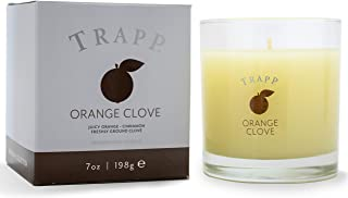 Trapp Seasonal Collection 7oz Poured Scented Candle, Orange Clove