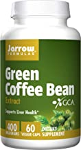 Jarrow Formulas Green Coffee Bean Extract Capsules 400 mg 60-Count Estimated Price : £ 21,99