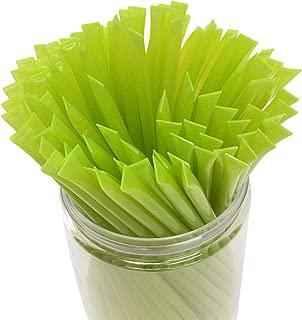 100 Count Honey Sticks (Green Apple)