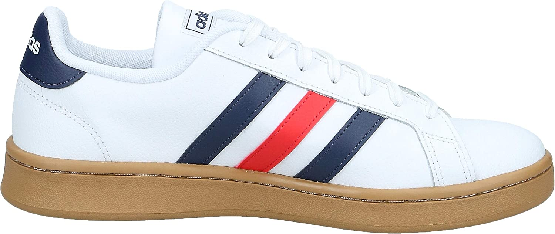 adidas Grand Court, Chaussure de Tennis Homme : Amazon.fr ...