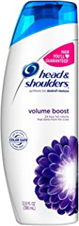 head and shoulders volume