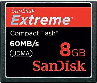 Sandisk 8GB Extreme CompactFlash Memoria Flash - Tarjeta de ...