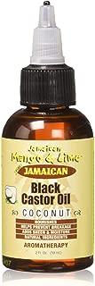 Jamaican Mango & Lime Black Castor Oil Extra Dark 2 Fl Oz
