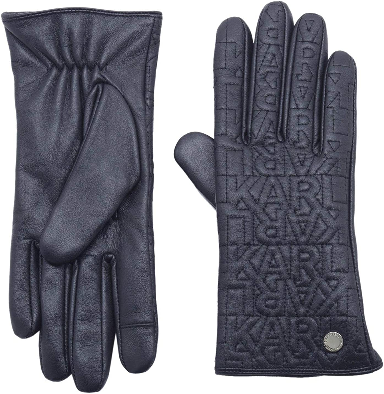 Karl Lagerfeld Paris womens Gloves