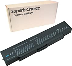 Superb Choice Battery Compatible with VAIO VGN-SZ430N/B
