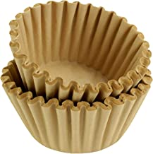 8-12 Cup Basket Coffee Filters (Natural Unbleached, 500)