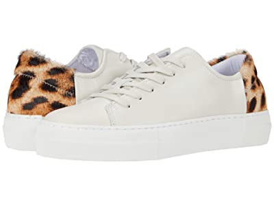 ABLE Emmy Sneaker (Bone/Leopard) Women
