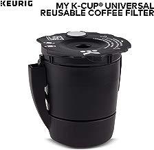 Keurig My K-Cup Universal Reusable K-Cup Pod Coffee...