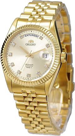 [オリエント]ORIENT 腕時計 AUTOMATIC MADE IN JAPAN サファイヤクリスタル SEV0J001GY メンズ [並行輸入品]