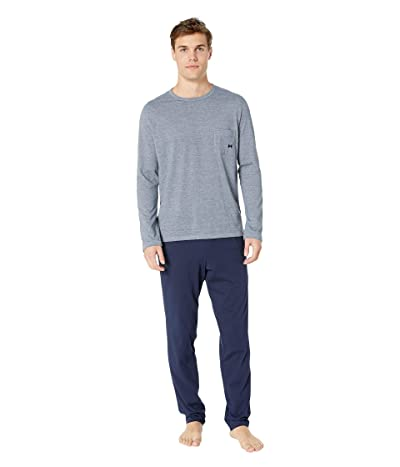 HOM Comfort Long Sleepwear (Navy) Men