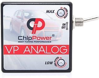 Tuningbox Essence plus de puissance Chip Tuning Boitier Additionnel ChipPower OBD2 v3 de Plug/&Drive pour Captur Mk2 II 1.3 TCe 130 96kW 131 CV 2020