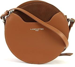 e074e41806 Lancaster Vendôme Lune Circle Sac bandoulière cuir 20 cm