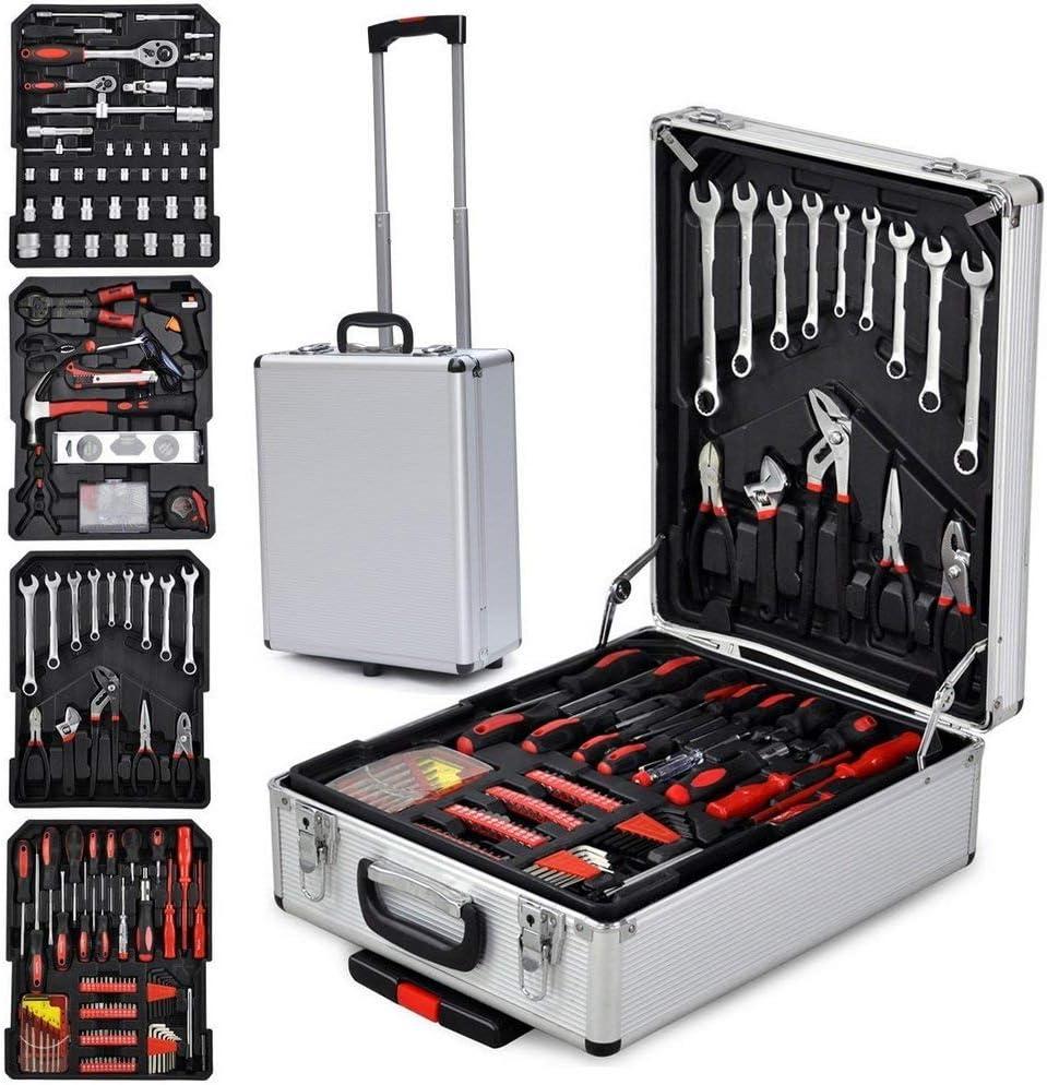 SSLine 日本未発売 超目玉 Sturdy 799pcs Tool Kit Household Aut Machinery Repair