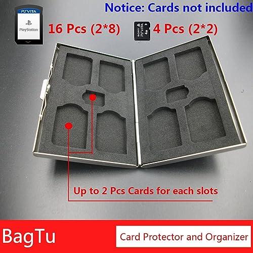 20 IN 1 PS Vita Card Case Tarjeta de Juego y Soporte para ...