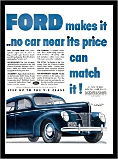 vintage chevy truck ads