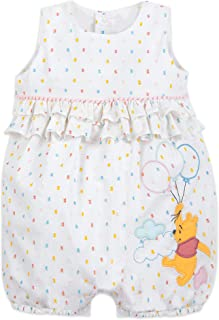 Disney Winnie The Pooh Bubble Romper for Baby Size 12-18 MO Multi