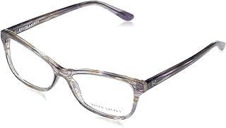 Ralph Lauren Women's Rl6205 Butterfly Prescription Eyewear Frames