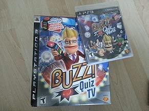 Buzz! Quiz TV Bundle (PS3) - Rated T