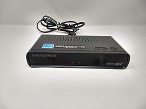 Digital Stream Analog Pass-Through DTV Converter Box
