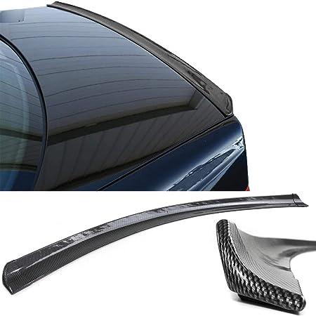 Carparts Online 28695 Heckspoiler Lippe Streifen Zum Kleben Universal Flexibel Carbon Look Auto