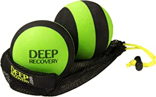 Firm Yoga Balls for Myofascial Release, Mobility, Deep Tissue Massage & Trigger Point Therapy