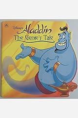 Disney's Aladdin: The Genie's Tale (Golden Books) Paperback