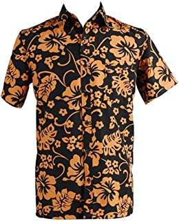 SIDNOR Casual Aloha Shirt Fear and Loathing in Las Vegas Raoul Duke Cosplay Costume Cotton