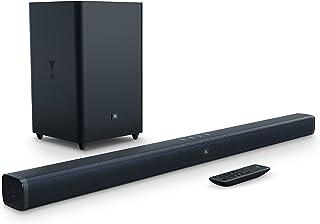 JBL BAR 2.1 Soundbar With Wireless Subwoofer, Black