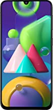 Samsung Galaxy M21 (Raven Black, 4GB RAM, 64GB Storage)