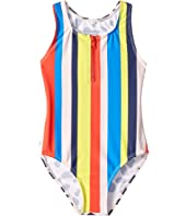 Stella McCartney Kids - Camo Sport Swimsuit One-Piece (Toddler/Little Kids/Big Kids)