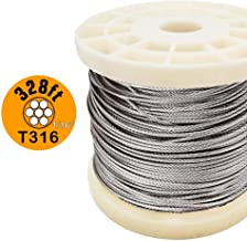Best wire rope steel core Reviews